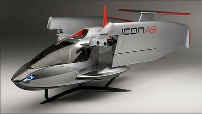 ICON A5-01