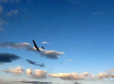 Canard Glider