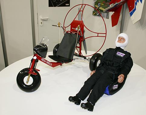 Pilot und Trike