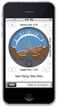 Iphly-flying-screenshot