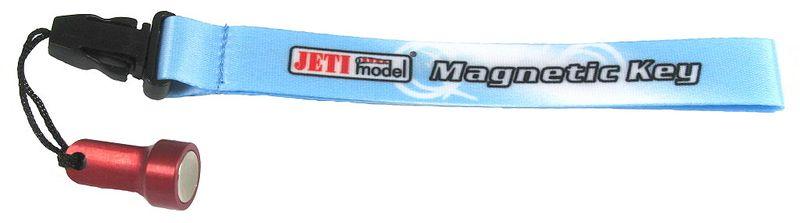 Magnetic key