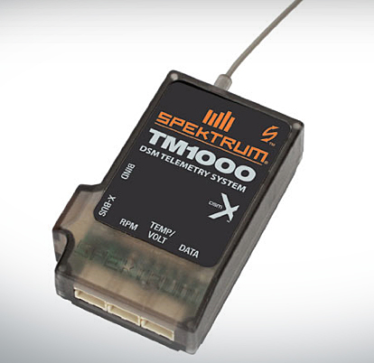SPEKTRUM TM1000 DSM TELEM