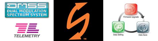 Telemetry logos