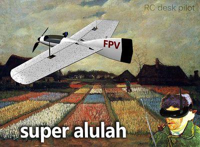 Super alulah fpv_RCDP