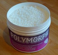 Polymorph-container