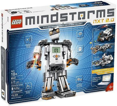 LEGO-Mindstorms-NXT