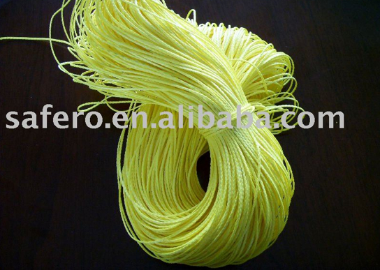 Dyneema braided kite line