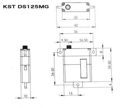 KST DS125MG-1