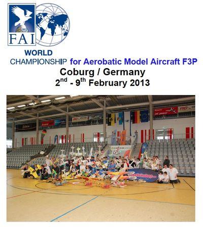 F3P WORLD CHAMPIONSHIP