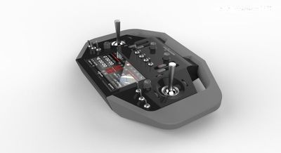Rc device_tray type_black_c_01_k