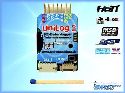 UniLog 2 mit Hintergrund