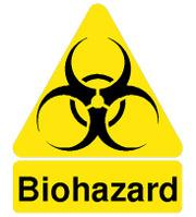 Logobiohazard