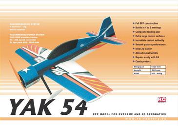 Yak54s
