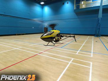 Trex250_sportshall