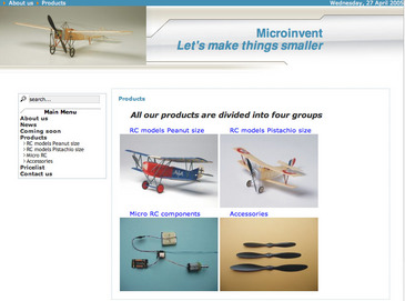 MicroinventS